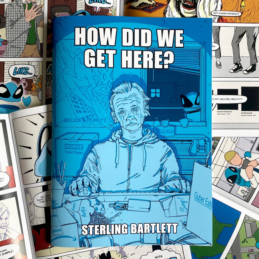 """""""AVOID THE VOID"""" – An Interview with Sterling Bartlett, Author of How Did We GetHere?"""