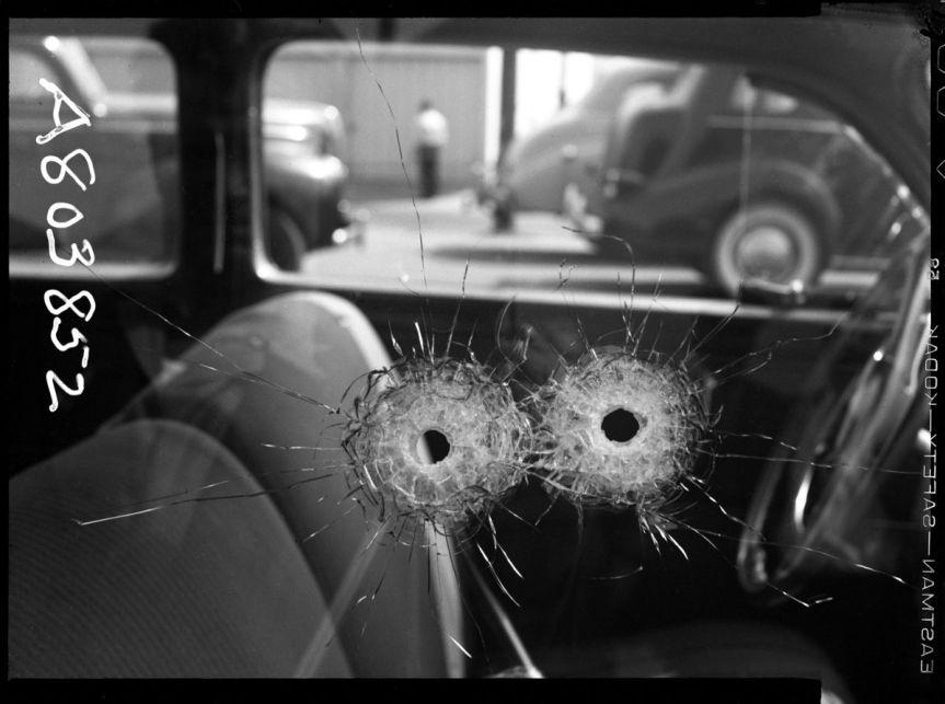 Three Crime Scenes