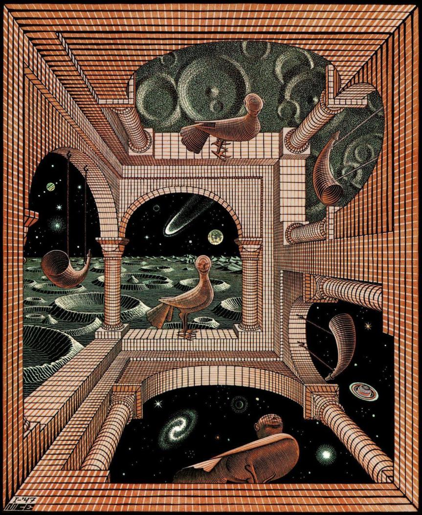"""""""Talkin' Tough Blues"""" – """"Microcosms"""" – """"10 Ways to Cope with Your Next Writing Rejection"""" – """"E = MC Escher"""" – """"DyingOceans"""""""